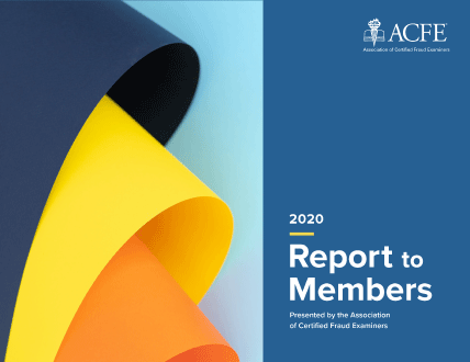 acfe-report-to-members-2020-cover